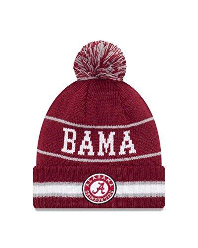 New Era College Vintage Select Knit Pom Beanie - Multiple Teams,