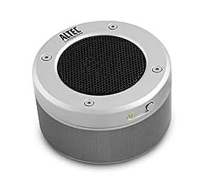 Altec Lansing iM-237 Orbit Ultraportable Speaker for MP3 Players (Silver)