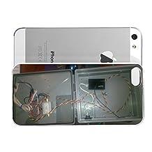 iPhone 5S Case Raspberrypi Matthew Ernisse Websites Hard Plastic Cover for iPhone 5 Case