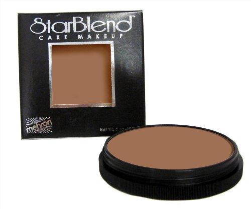 Mehron Makeup StarBlend Cake (2 oz) (Light Egyptian) -