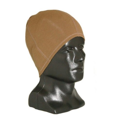 Maxit 102626009 Z-Beanie Thermal Hat, 8-1/2'' Length x 8'' Width x 1/8'' Height, Brown