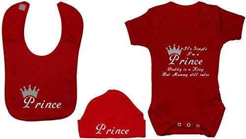 Prodotti Body 24 a 0 Rosso 12 mesi neonato da 6 Nero Ragazzo Acce fp0rFqf
