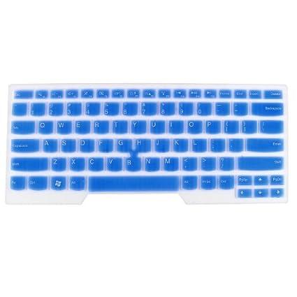 Amazon.com: eDealMax Teclado portátil Protector Azul claro Para IBM E430 / E435 / E330 / T430 / X230: Electronics