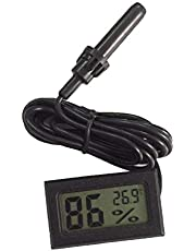 ShenyKan Professionele mini-digitale LCD-thermometer hygrometer luchtvochtigheid temperatuur meter binnen digitaal lcd-display sensor