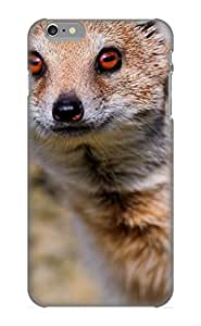 Uwrpao-527-qasylni Animal Rock Hyrax Fashion Tpu Case Cover For Iphone 6 Plus, Series