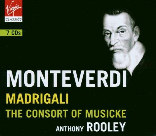Monteverdi: Madrigals by VIRGIN CLASSICS
