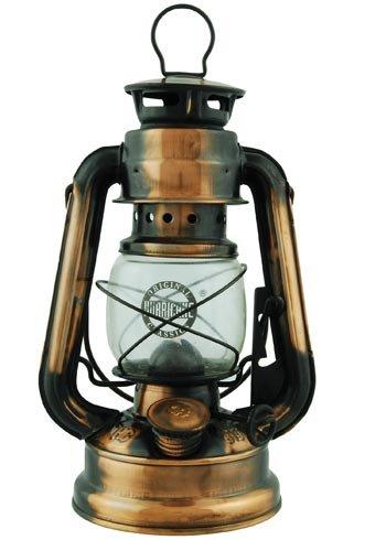 Hurricane Lantern 7.5-inch (Uses Lamp Oil or Kerosene) (Hurricane Kerosene Lamps compare prices)