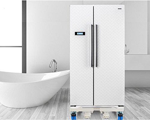 - Washing Machine Pedestal (large), Automatic Heightening Heightening Universal Caster Stand, Washing Machine Telescopic Bracket/Refrigerator / Dryer/Cabinet (Size : FSJ16B)