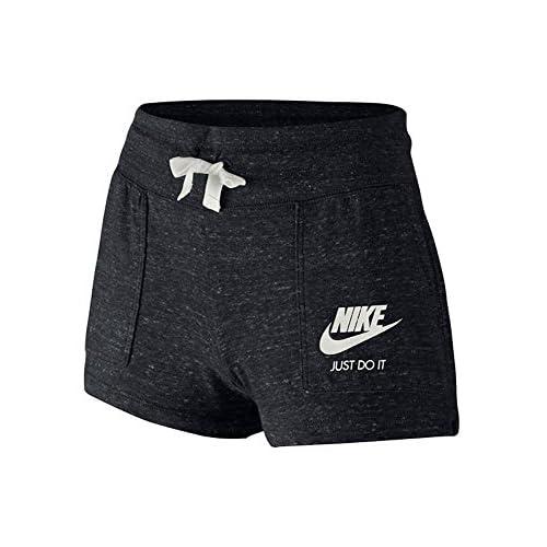Nike 728421-010 - Gym Vintage - Short - Fille