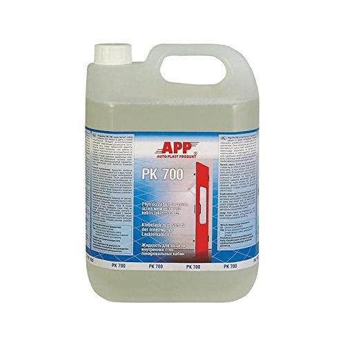 APP PK 700 Klebelack fü r Lackieranlagen 5L