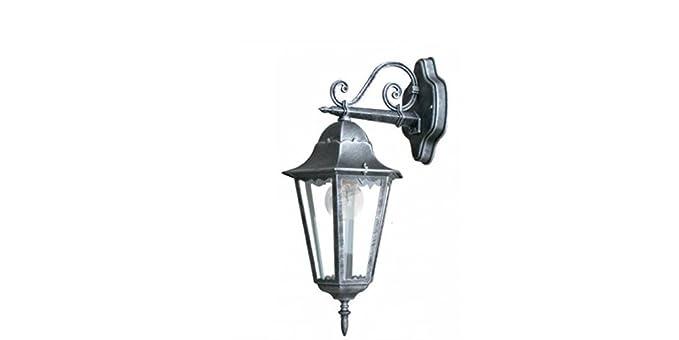 Applique per ambienti esterni luce singola verso il basso serie