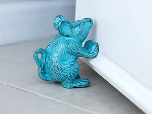 decorative door stops cast iron mouse decorative door stop door wedge unique 29849
