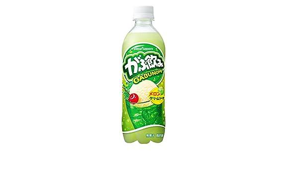 500mlX24 este Pokka Sapporo mel?n alto consumo de soda crema: Amazon.es: Alimentación y bebidas