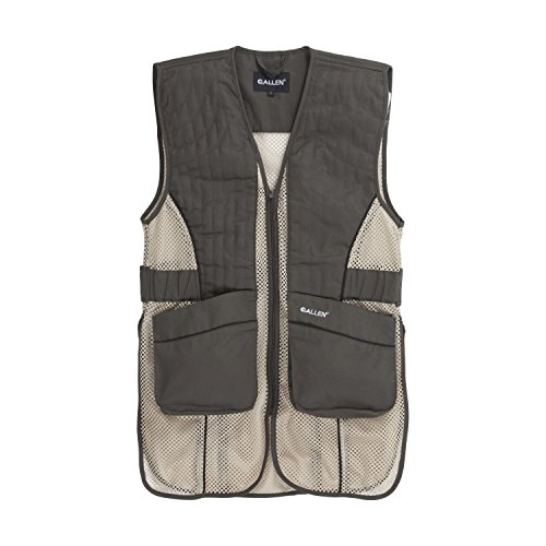 Allen Company Ace Shooting Vest with Moveable Shoulder Pad ()