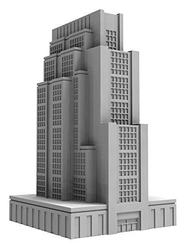 Monsterpocalypse: Terrain Downtown High Rise (Resin) ()