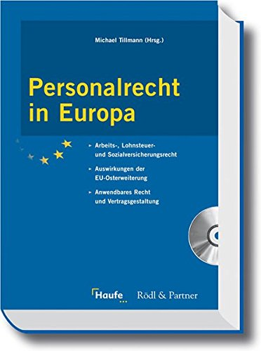 Personalrecht In Europa