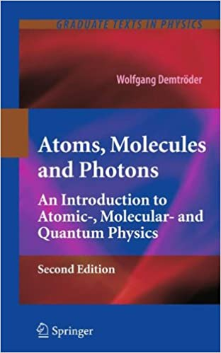 Amazon atoms molecules and photons an introduction to atoms molecules and photons an introduction to atomic molecular and quantum physics graduate texts in physics 2nd ed 2010 edition fandeluxe Gallery