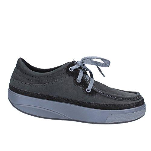 MBT Sneakers Donna 37 EU Grigio Pelle