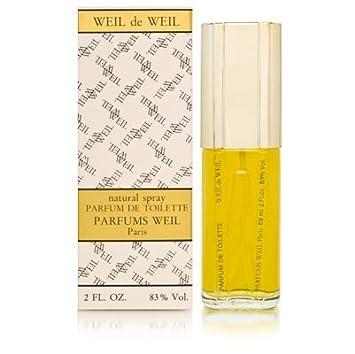 : Weil Perfumes Weil de Weil by Parfums Weil for