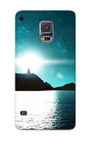 Galaxy S5 Case Cover With Design Shock Absorbent Protective OWvAPpS11224lSvQV Case