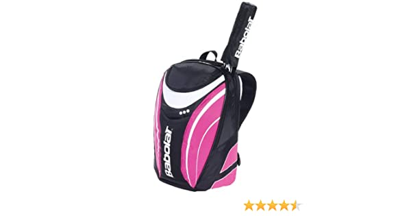 Babolat Tennisrucksack Backpack Club Mochila, Unisex, Rosa, Talla Única: Amazon.es: Deportes y aire libre