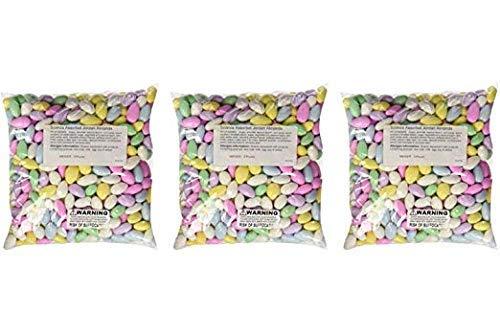 Jordan Almonds Pastel (48 Ounces) (3 Pack)