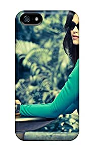Perfect Deepika Padukone Case Cover Skin For Iphone 5/5s Phone Case wangjiang maoyi