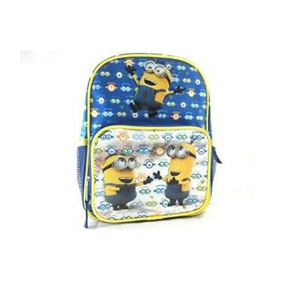 fa43ae90ad9e Despicable Me Minions Look At You 10 Inches Backpack-36592 60%OFF ...