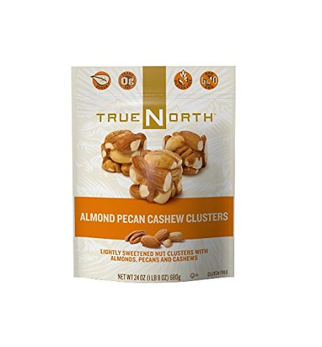 True North 100% Natural Clusters, Almond, Pecan, Cashews, 24 Ounce carrier to shipping international usps, ups, fedex, dhl, 14-28 Day By Dragon (Sugar Free Cashew)
