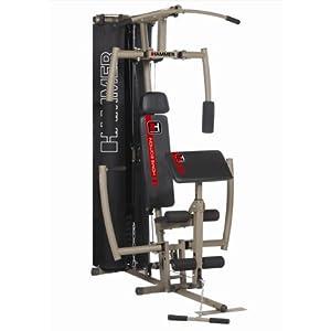 [Amazon] Hammer Multistation FERRUM PRO II   Fitness zu Hause   für nur 199,99€ (Vergleich: 540€)