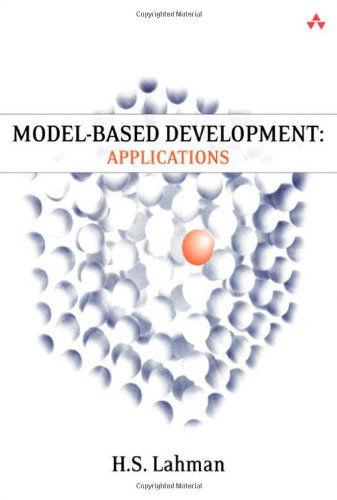 [PDF] Model-Based Development: Applications Free Download | Publisher : Addison-Wesley Professional | Category : Computers & Internet | ISBN 10 : 0321774078 | ISBN 13 : 9780321774071