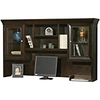 kathy ireland Home by Martin Fulton Executive Hutch - Fully Assembled