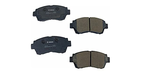 Front Ceramic Brake Pads For 1995 1996 1997 1998-2000 Lexus LS400 Performance