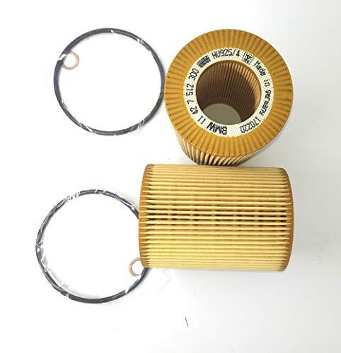 e46 330i oil filter - 7