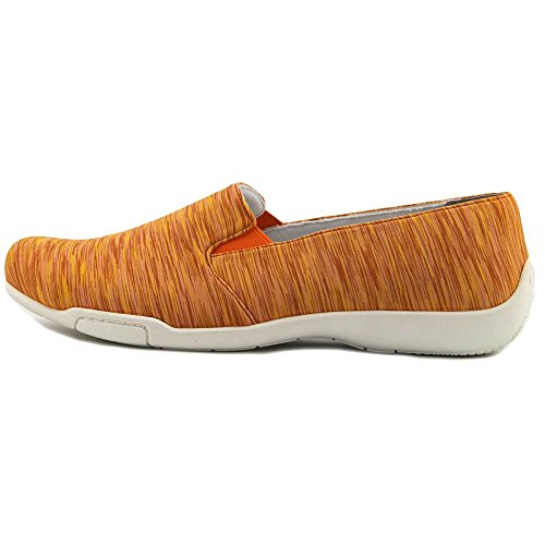 Foam Ros Orange Women's Textile Rubber Slip Multi On Loafers Fashion Carmela Hommerson r77awqxnY4