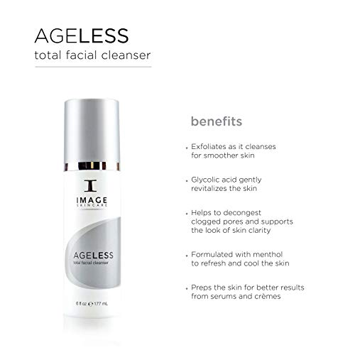 Image Skincare Ageless Total Facial Cleanser, 6 oz 2