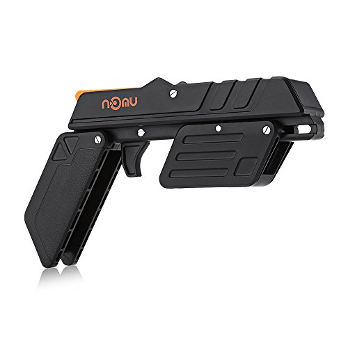 Kidsidol AR1 Bluetooth 4.0 AR Game Gun for Augmented Reality 3D Games Soft Rubber Handle Compatible for Android / iOS System