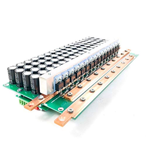 300A 200V 72V 96V 144V DC motor speed controller PWM current limit RS232 Arduino