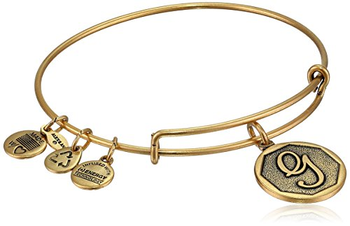 Alex and Ani Rafaelian Gold-Tone Initial