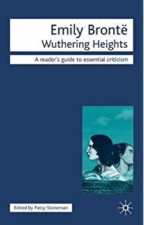 emily bronte wuthering heights a selection of critical essays  emily bronte wuthering heights readers guides to essential criticism