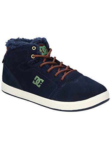 DC Shoes Crisis High WNT, Zapatillas Para Niños Dark Navy