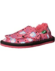 Sanuk Kids Kids' G Donna Lil Icon Chill-K-K Slipper