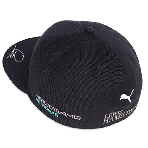 Flat Brim Cap Mercedes Flat Brim Baseball Cap Hat