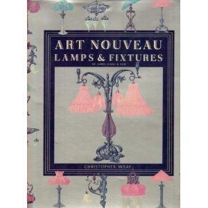 Art Nouveau Lamps & Fixtures of James Hinks & Son Art Nouveau Lighting