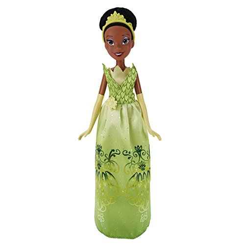 [Disney Princess Royal Shimmer Tiana Doll] (Princess Tiana Disney Costume)