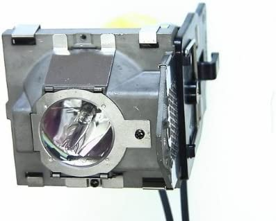 Power by Philips Replacement Lamp Assembly with Genuine Original OEM Bulb Inside for VIEWSONIC PJD6683ws Projector