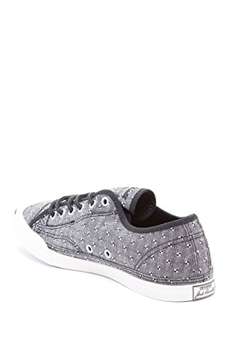 Converse Unisex Jack Purcell Cp Ox Black / White 9