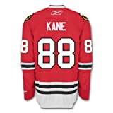 Patrick Kane Chicago Blackhawks Reebok Premier Replica Home NHL Hockey Jersey - Size Large