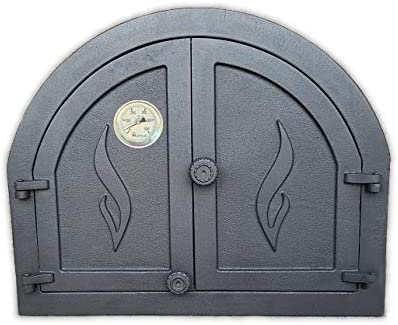 Puerta Del Horno Horno Puerta Puerta Horno para pizza Madera del ...