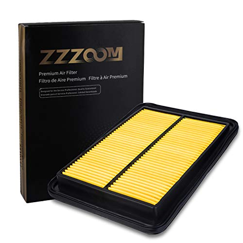 ZZZOOM Panel Engine Air Filter Replacement for CA11858 Fit Nissan Rogue 2014-2019 Qashqai 2017-2019